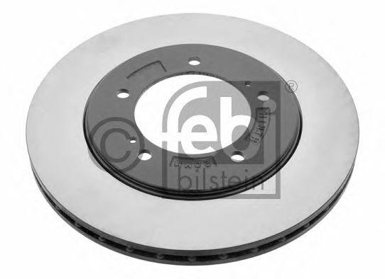 Тормозной диск FEBI BILSTEIN 28436