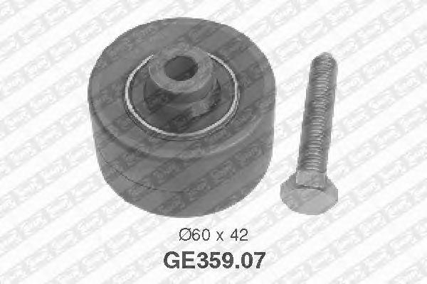 Направляющий / паразитный ролик ремня ГРМ SNR GE359.07