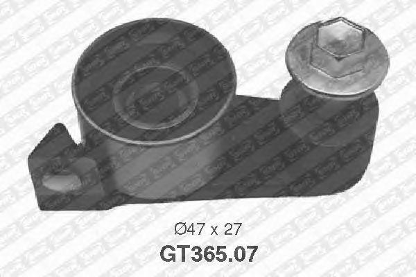 Натяжной ролик ремня ГРМ SNR GT365.07