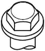 Комплект болтов головки блока цилиндров (ГБЦ) PAYEN HBS255