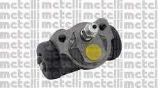 Колесный тормозной цилиндр METELLI 04-0883