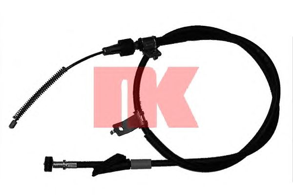Трос ручника NK 905213