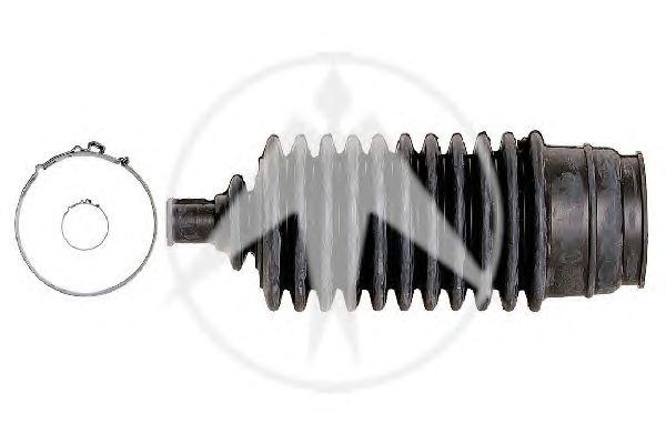 Пыльник рулевой рейки SIDEM 301.131