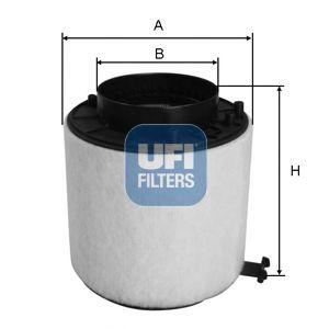 Воздушный фильтр UFI 27.693.00