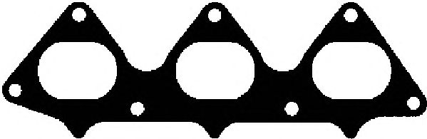 Прокладка выпускного коллектора AJUSA 13130800