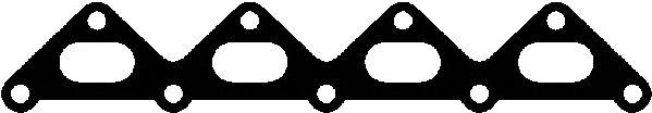 Прокладка выпускного коллектора AJUSA 13141800