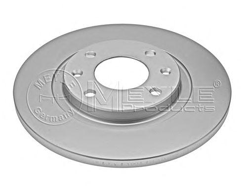Тормозной диск MEYLE 11-15 521 0016/PD