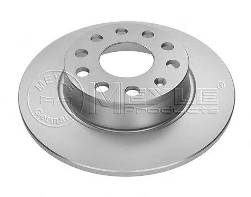 Тормозной диск MEYLE 115 523 0005/PD
