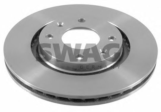 Тормозной диск SWAG 62 92 1120