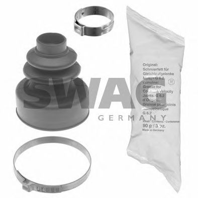 Комплект пыльника ШРУСа SWAG 70 91 4906
