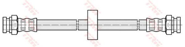 Тормозной шланг TRW PHA435