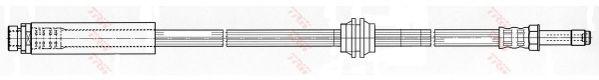 Тормозной шланг TRW PHB509