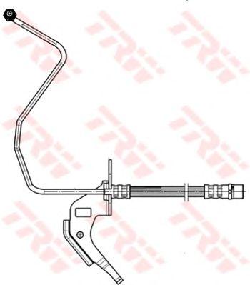 Тормозной шланг TRW PHD564