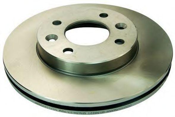 Тормозной диск DENCKERMANN B130221