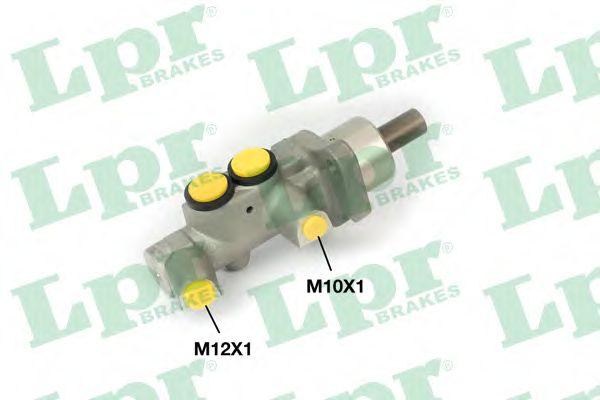 Главный тормозной цилиндр LPR 1063