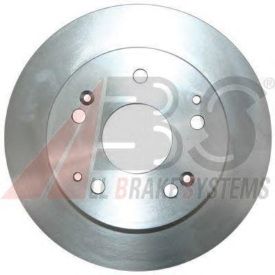 Тормозной диск A.B.S. 17561