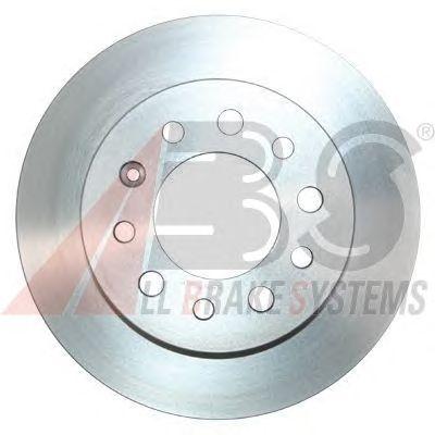 Тормозной диск A.B.S. 17641