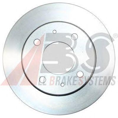Тормозной диск A.B.S. 17671