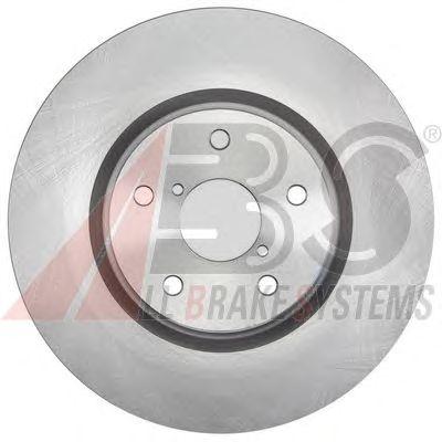 Тормозной диск A.B.S. 17960