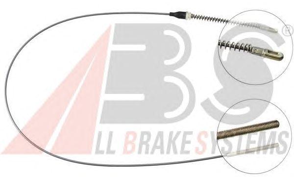 Трос ручника A.B.S. K12068