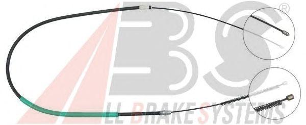 Трос ручника A.B.S. K13326