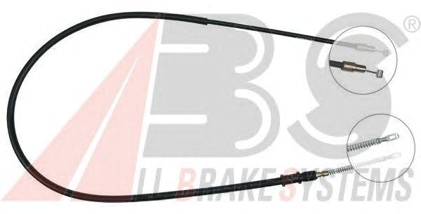 Трос ручника A.B.S. K13448