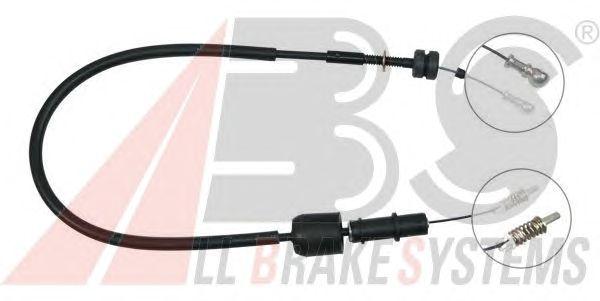 Тросик газа A.B.S. K33610