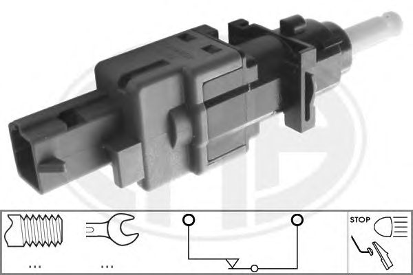 Выключатель фонаря сигнала торможения ERA 330520