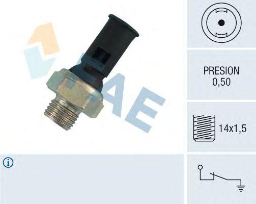 Датчик давления масла FAE 12390