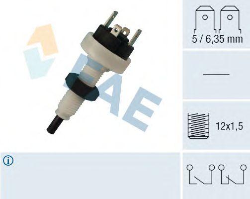 Выключатель фонаря сигнала торможения FAE 24390