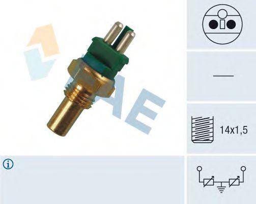 Датчик температуры охлаждающей  жидкости FAE 32510