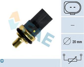 Датчик температуры охлаждающей жидкости FAE 33784