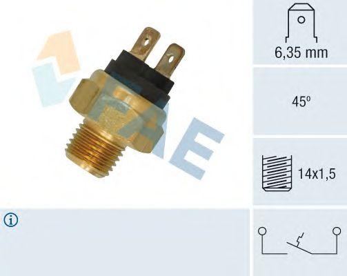 Датчик температуры охлаждающей жидкости FAE 35500