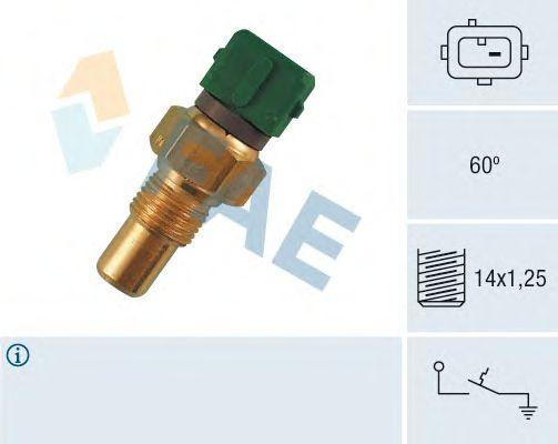 Датчик температуры охлаждающей жидкости FAE 35610