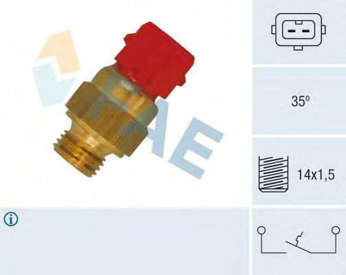 Датчик температуры охлаждающей жидкости FAE 35871