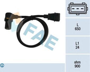 Датчик импульсов FAE 79057 (датчик частоты вращения)