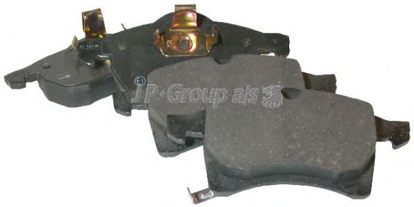 Тормозные колодки JP GROUP 1263600310