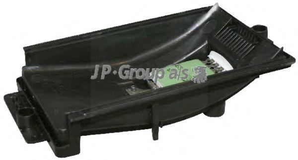 Реостат вентилятора отопителя JP GROUP 1196850400