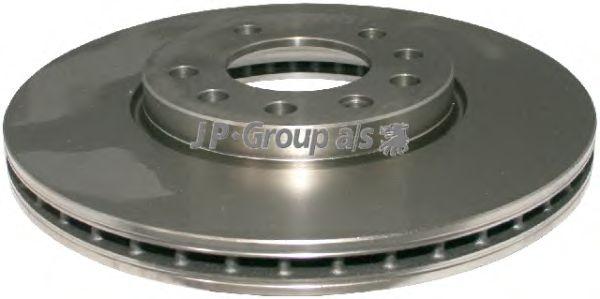 Тормозной диск JP GROUP 1263100300