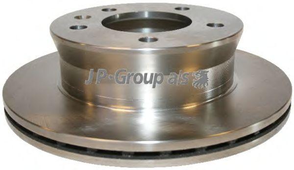 Тормозной диск JP GROUP 1163101900