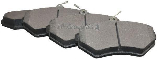 Тормозные колодки JP GROUP 1163604910