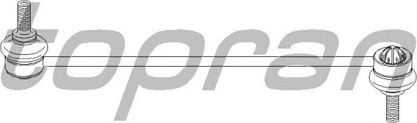 Тяга / стойка стабилизатора TOPRAN 700 744