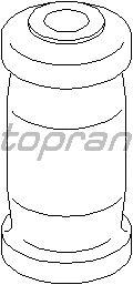 Сайлентблок рычага TOPRAN 301 549