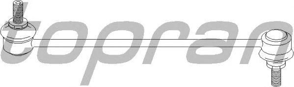 Тяга / стойка стабилизатора TOPRAN 207 102