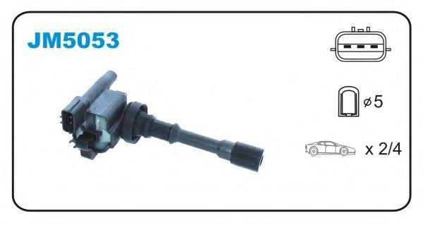 Катушка зажигания JANMOR JM5053