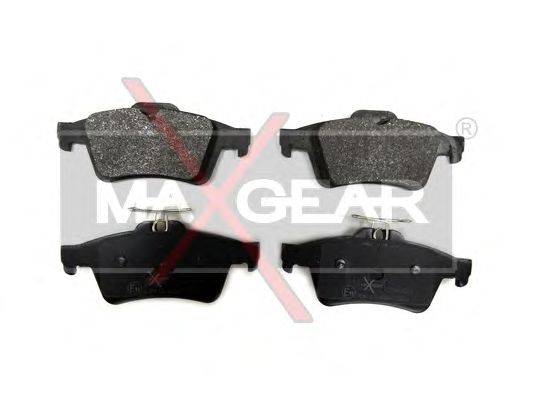 Тормозные колодки MAXGEAR 19-0523