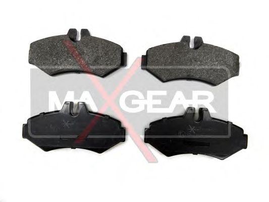 Тормозные колодки MAXGEAR 19-0534