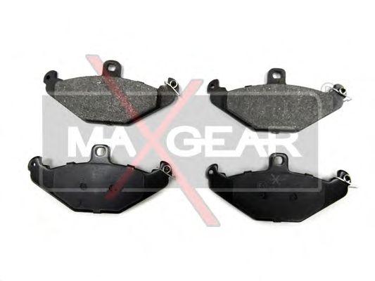 Тормозные колодки MAXGEAR 19-0535