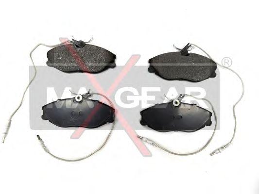 Тормозные колодки MAXGEAR 19-0552