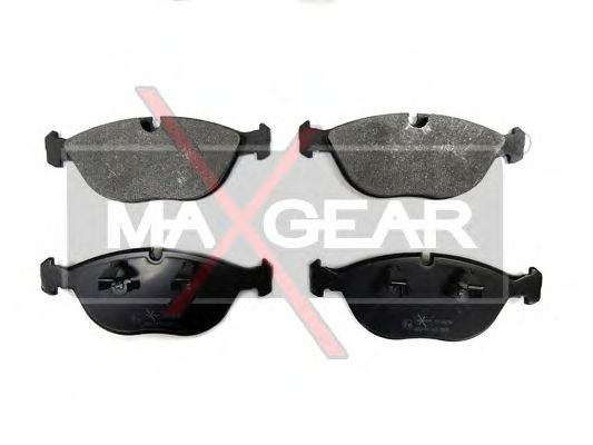 Тормозные колодки MAXGEAR 19-0678